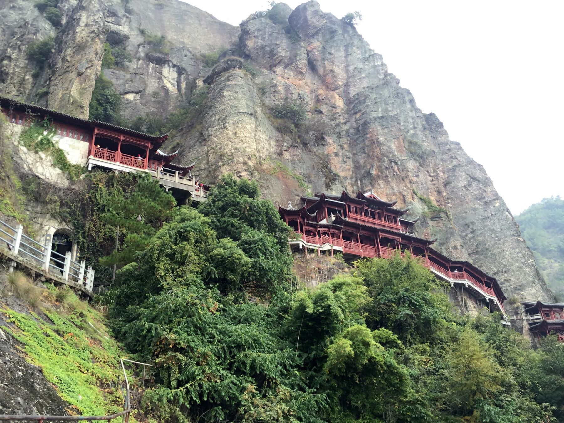 建德大慈岩-杭州旅游攻略-攻略-去哪儿攻略天津到泰山一日游游记图片