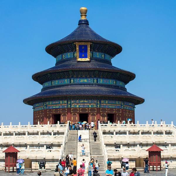 游天坛公园,北京旅游攻略