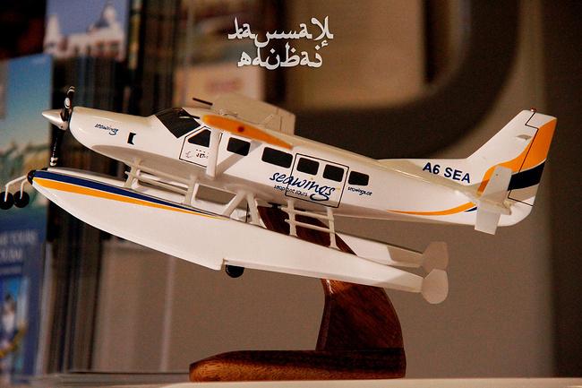所以水上飞机在迪拜拥有近80年的历史了