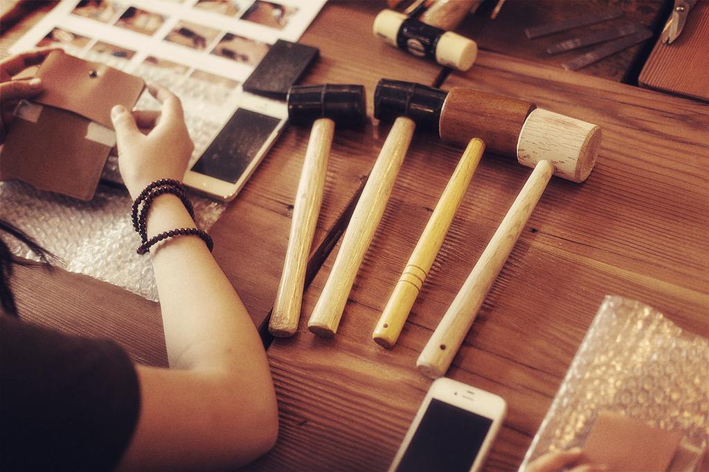 锦匠手工皮具工作室