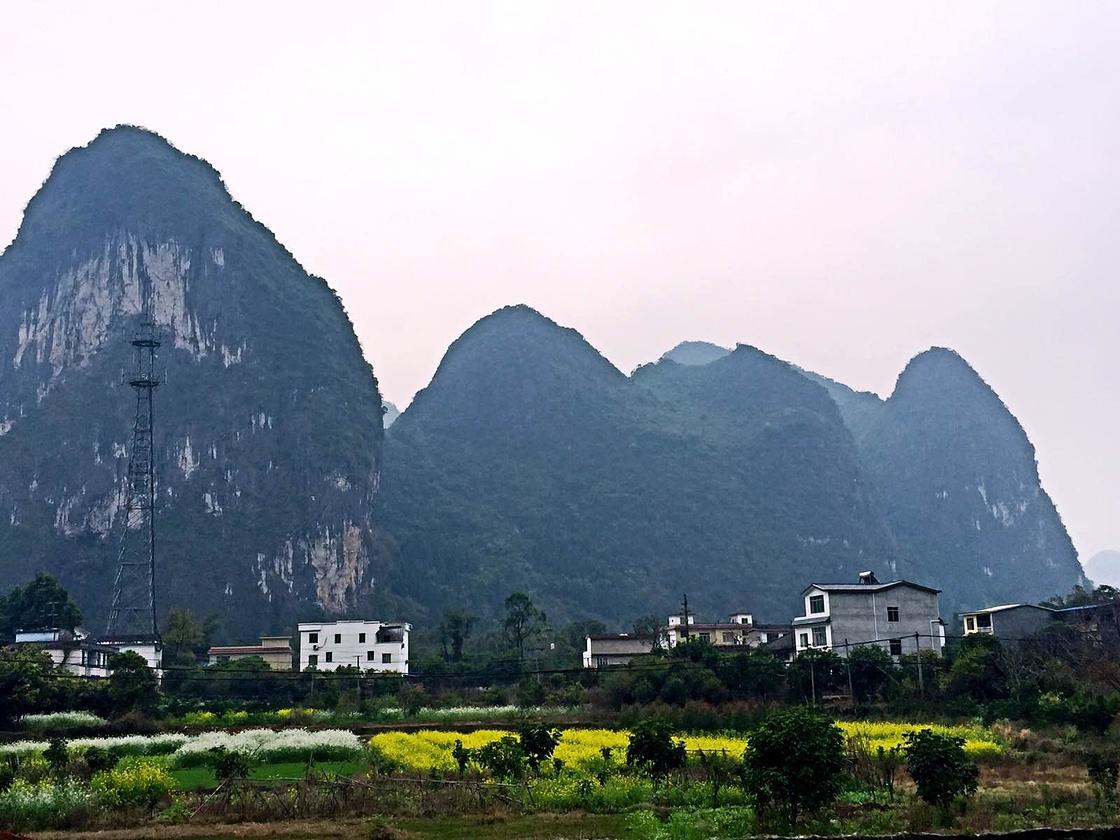与闺蜜攻略的营口、广西自驾游_桂林旅游攻略广州出发自助游一家两天图片