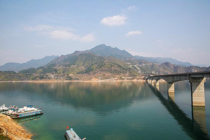 2016千峡湖生态旅游度假区 浙江省第二大人工湖 千峡湖评论 去哪儿
