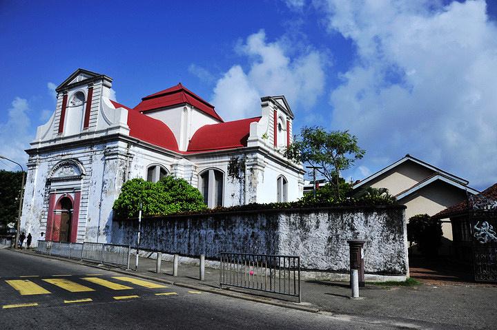 """""""...ch)是科伦坡现存最古老的一..._狼谷教堂""""的评论图片"""