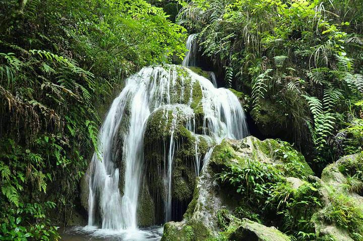 2019镇远铁溪景区,风景优美,森林茂密,有奇特的钟乳