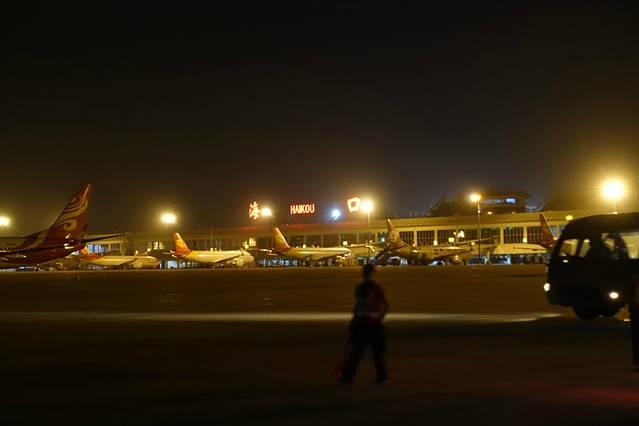 乘客可在美兰机场换乘动车组