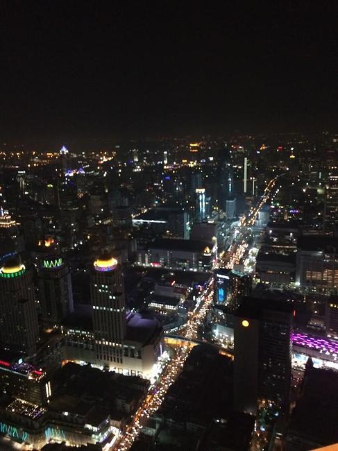 曼谷彩虹云霄酒店(Baiyoke Sky Hotel)图片