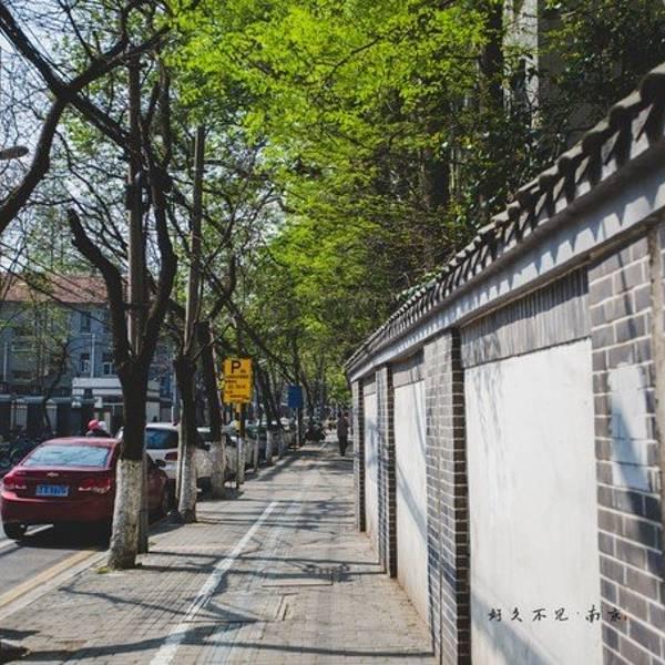 """三,内化于心的""""""""止于至善"""""""" 东南大学四牌楼校区也在这附近,步行就"""
