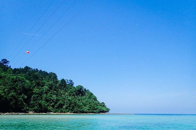 沙比岛图片