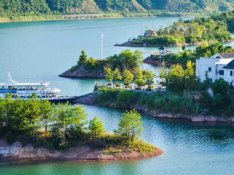 千岛湖景区旅游景点图片