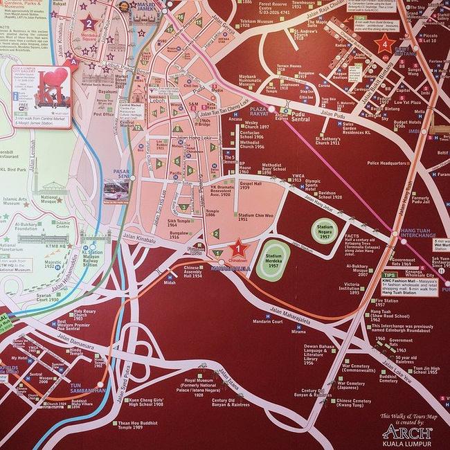 城市长廊图片