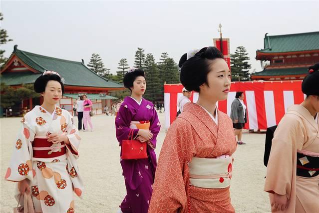和服,樱花与美食的日本之行