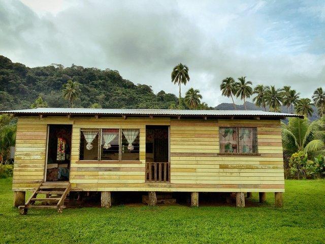 村庄旅游别墅屋
