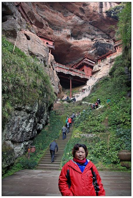 甘露岩寺图片