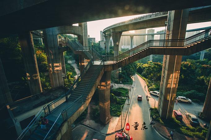 铜元局地铁站,菜园坝长江大桥图片