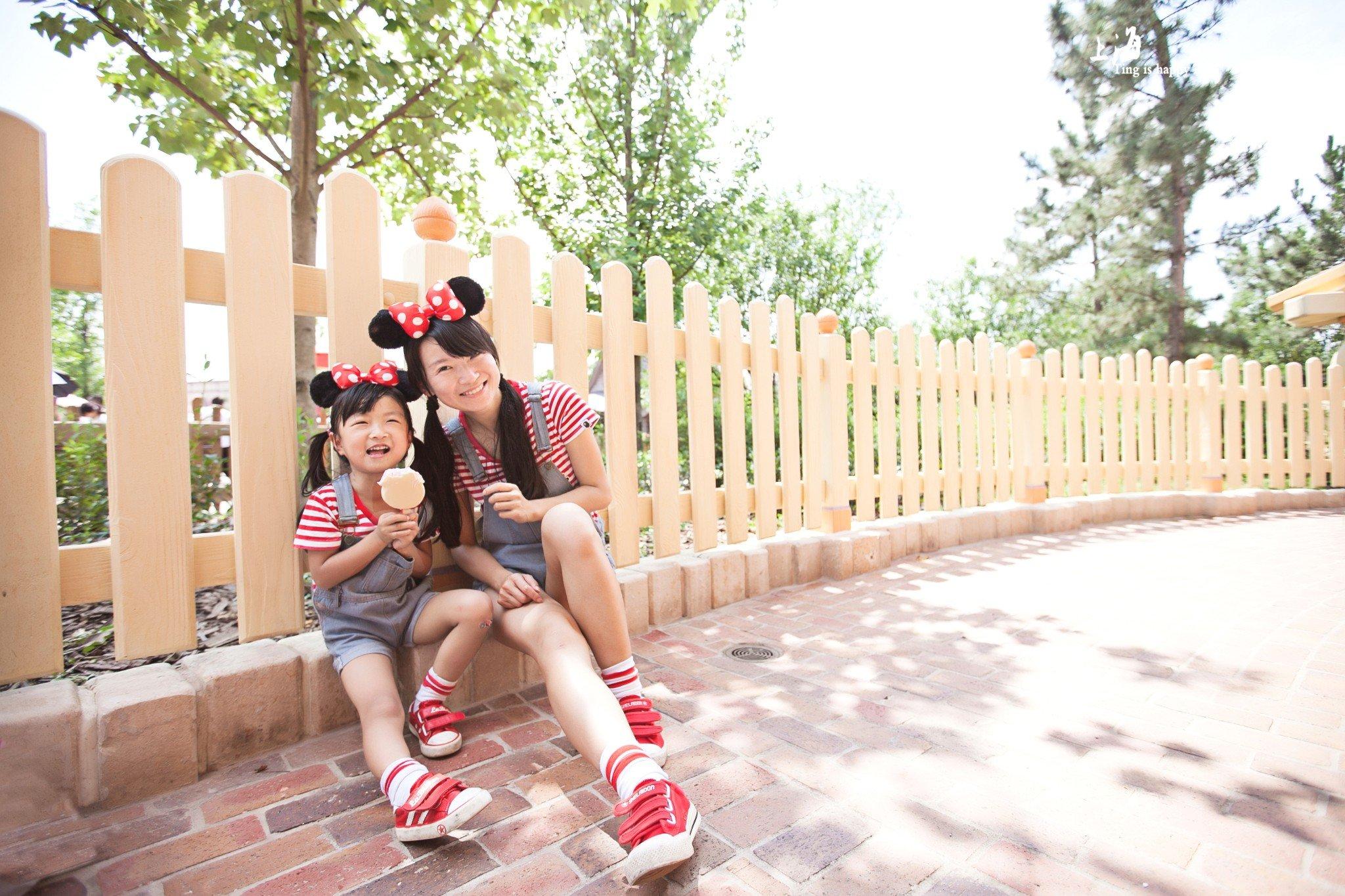 带四岁宝宝玩上海迪士尼乐园