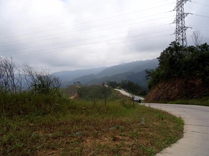 云盖山森林公园图片