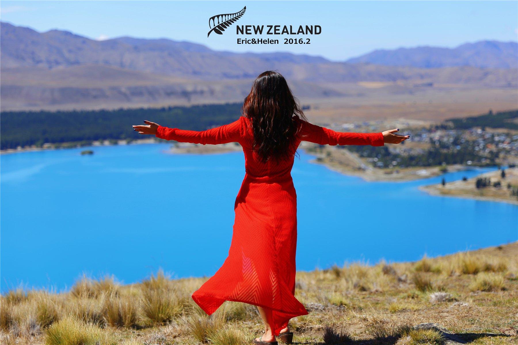 行走在路上——我的新西兰南岛之旅