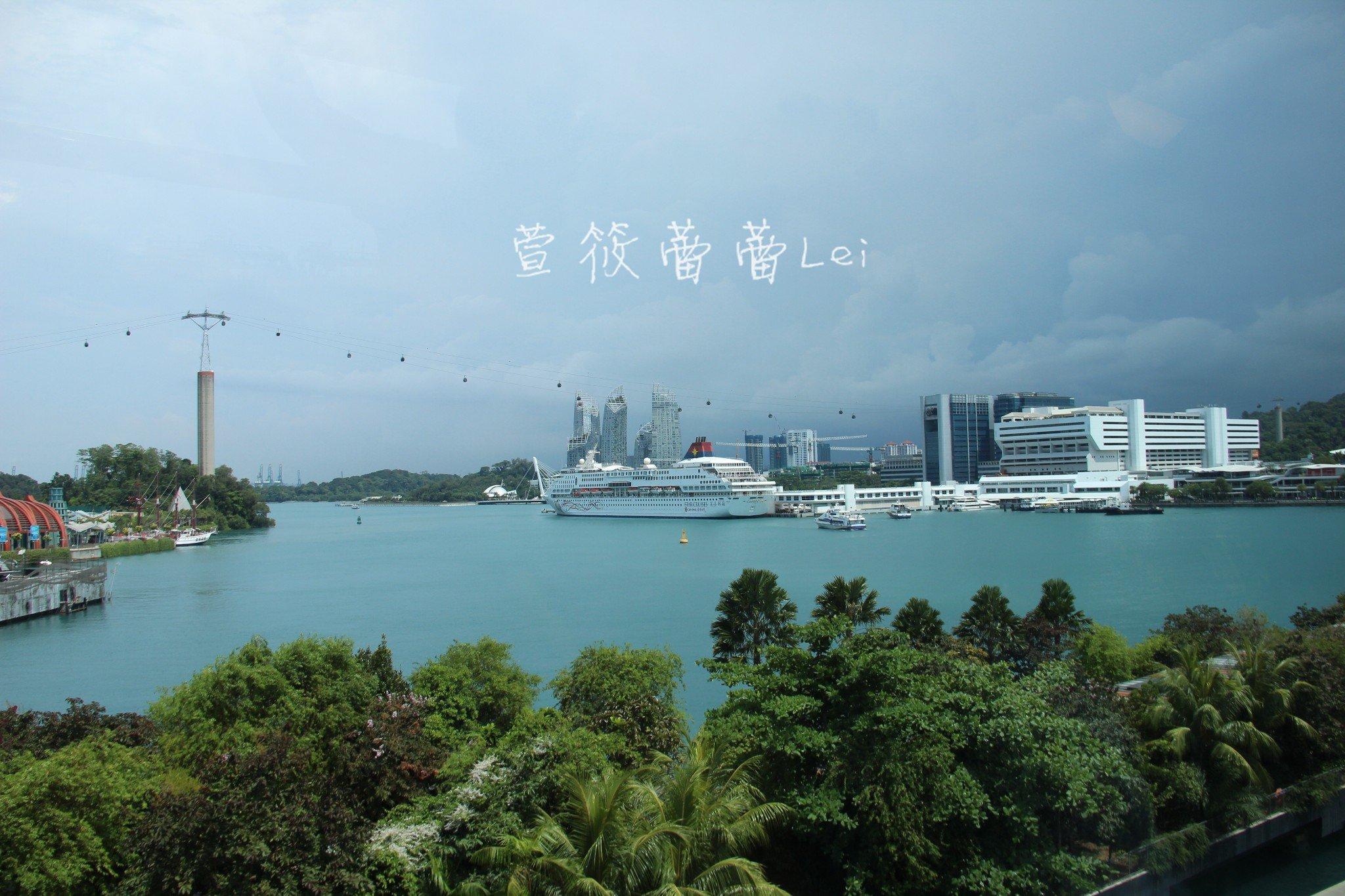 四月,我们飞去热带海洋看星岛—新加坡