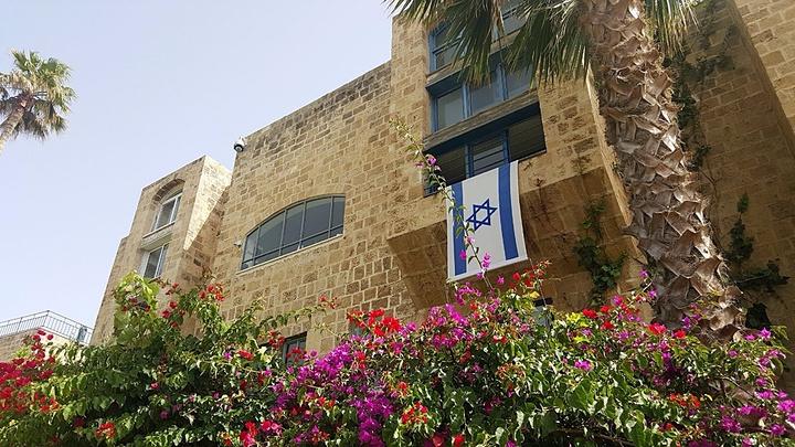 """""""以色列是世界上最安全的国家_雅法老城""""的评论图片"""