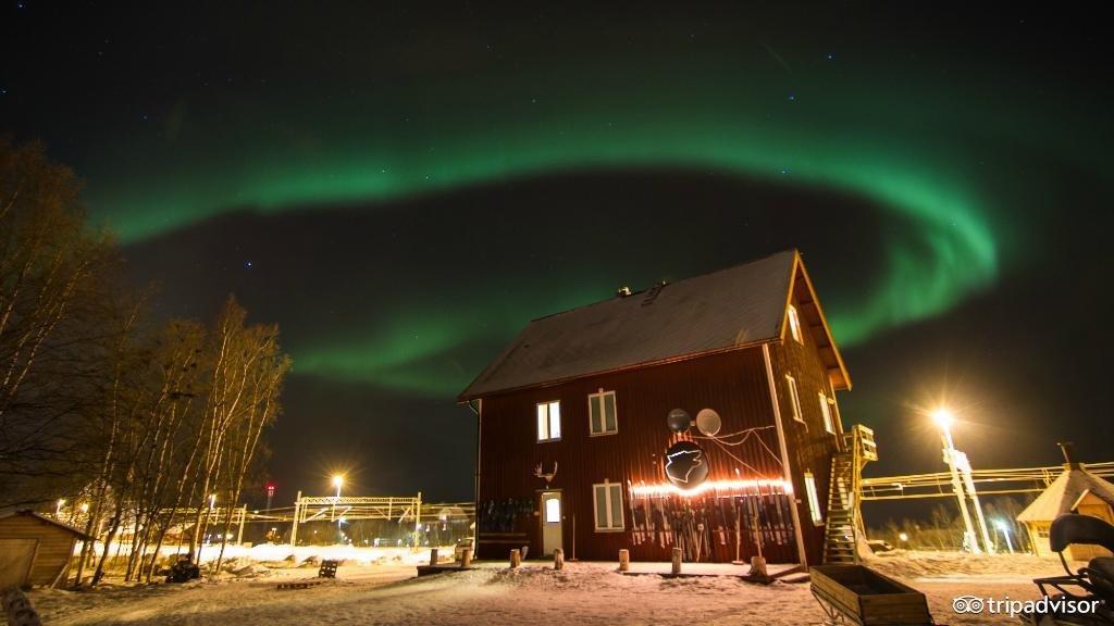 北极圈极光追猎全攻略——拉普兰21日半程自驾