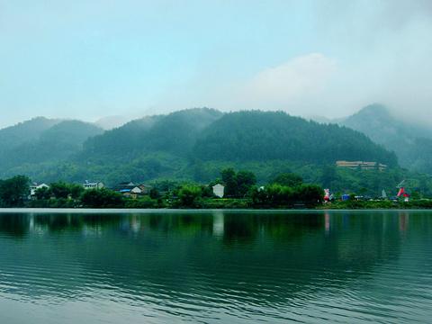 云和湖仙宫景区旅游景点图片