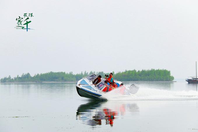 宿迁旅游攻略 鸟宿池边,此生不迁  260平方公里的骆马湖四周遍布大小