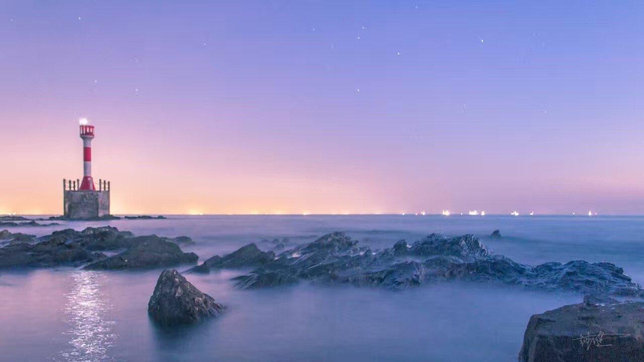 寻找国内最美小岛-涠洲岛