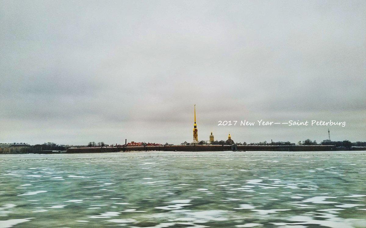 【俄罗斯过春节】一场穿越时空的旅行,迷失在圣彼得堡……
