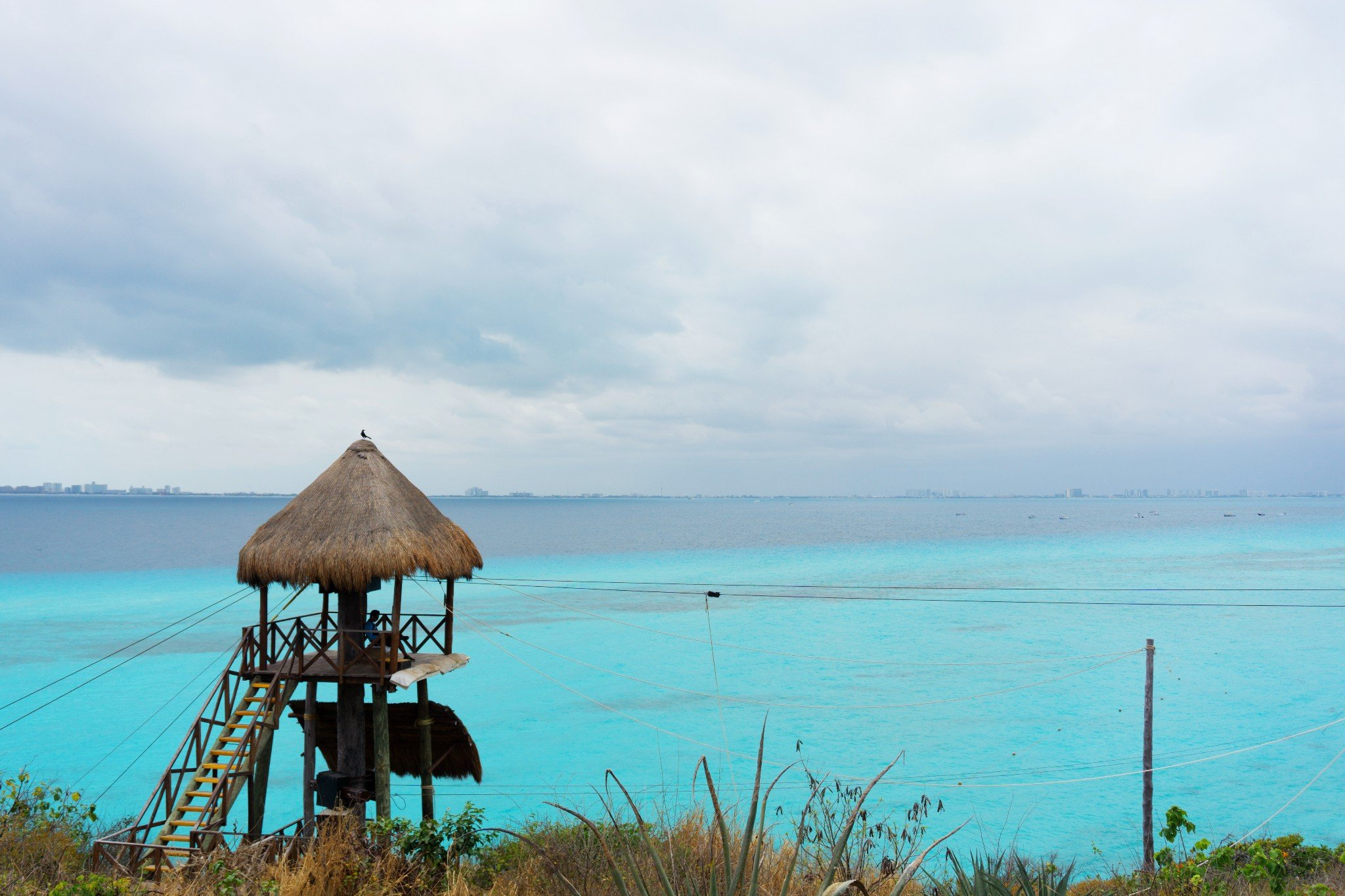Cancun,加勒比海畔的失落之美