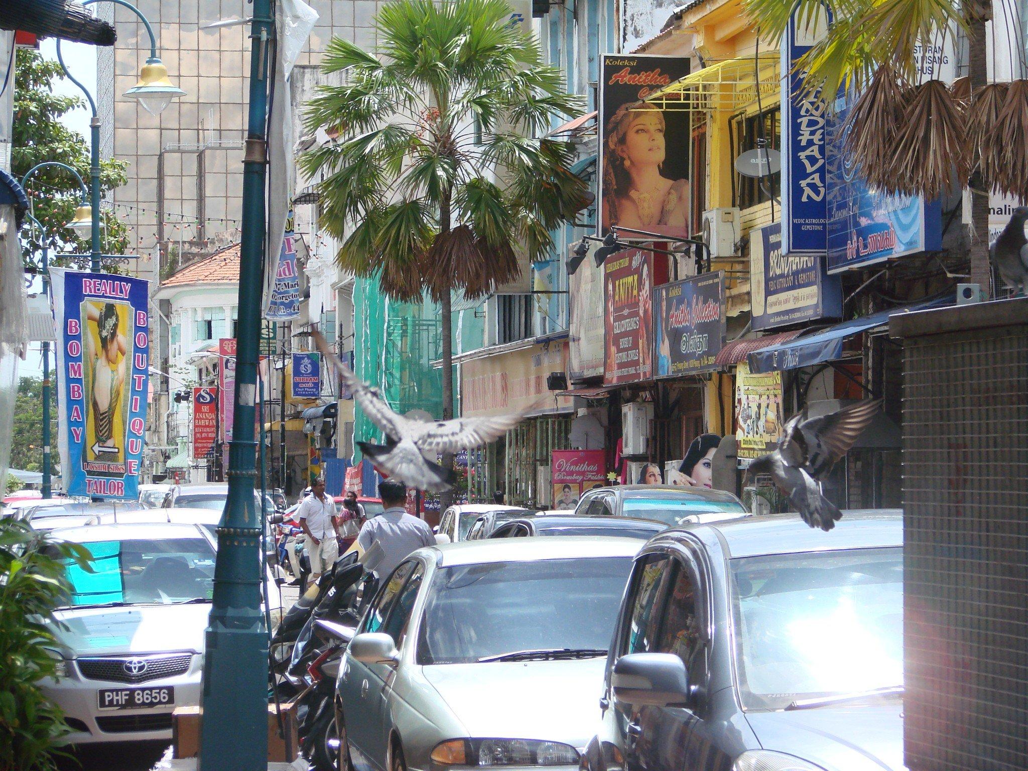 这里是台湾美食节目《美食大三通》中汤小康唱《情非得已》的地方