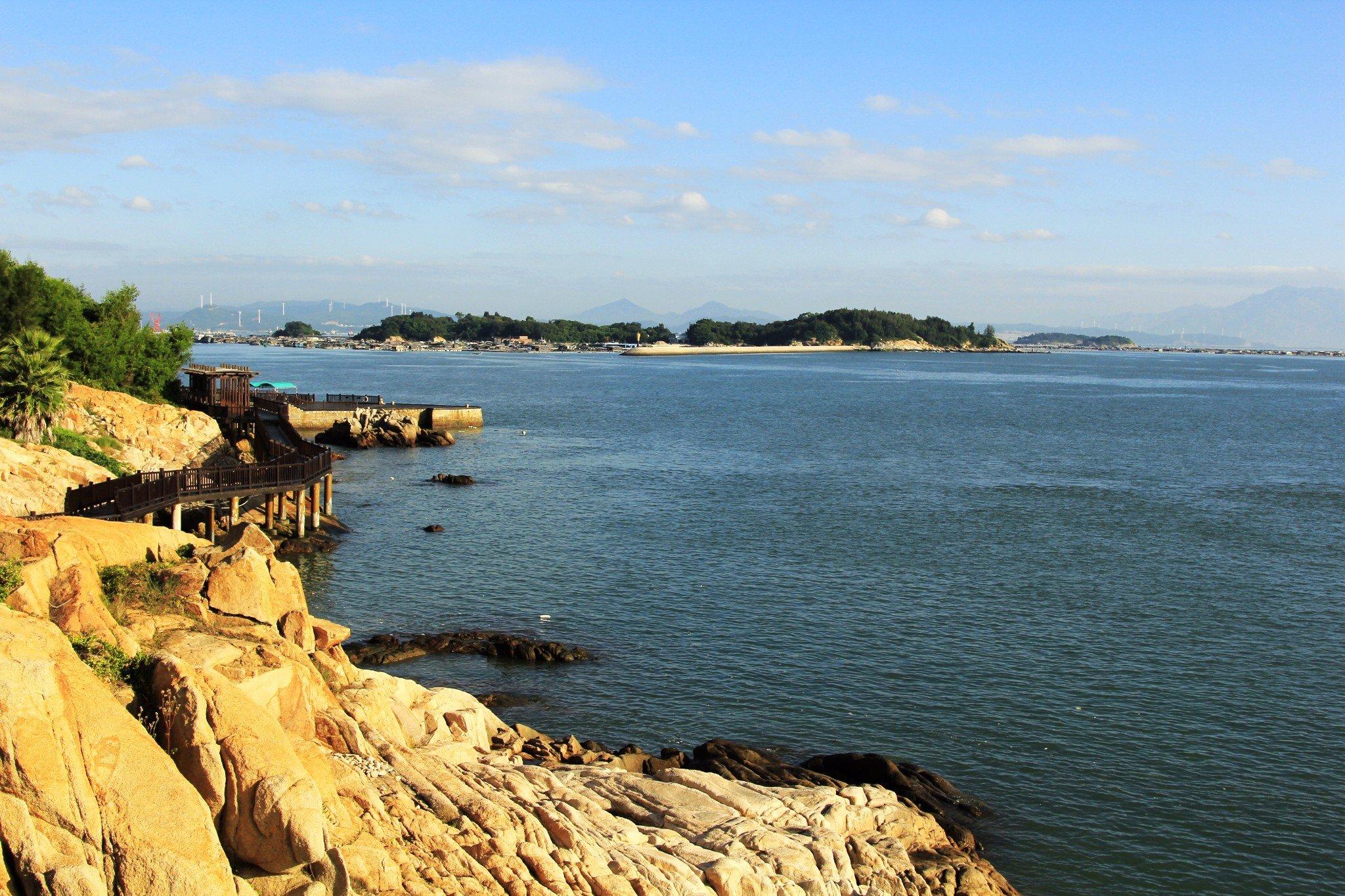 听风看海踏浪而行,赶在台风之前去趟东山岛
