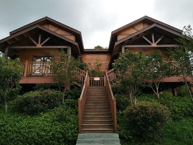 九仙山度假村-童话中的森林木屋图片