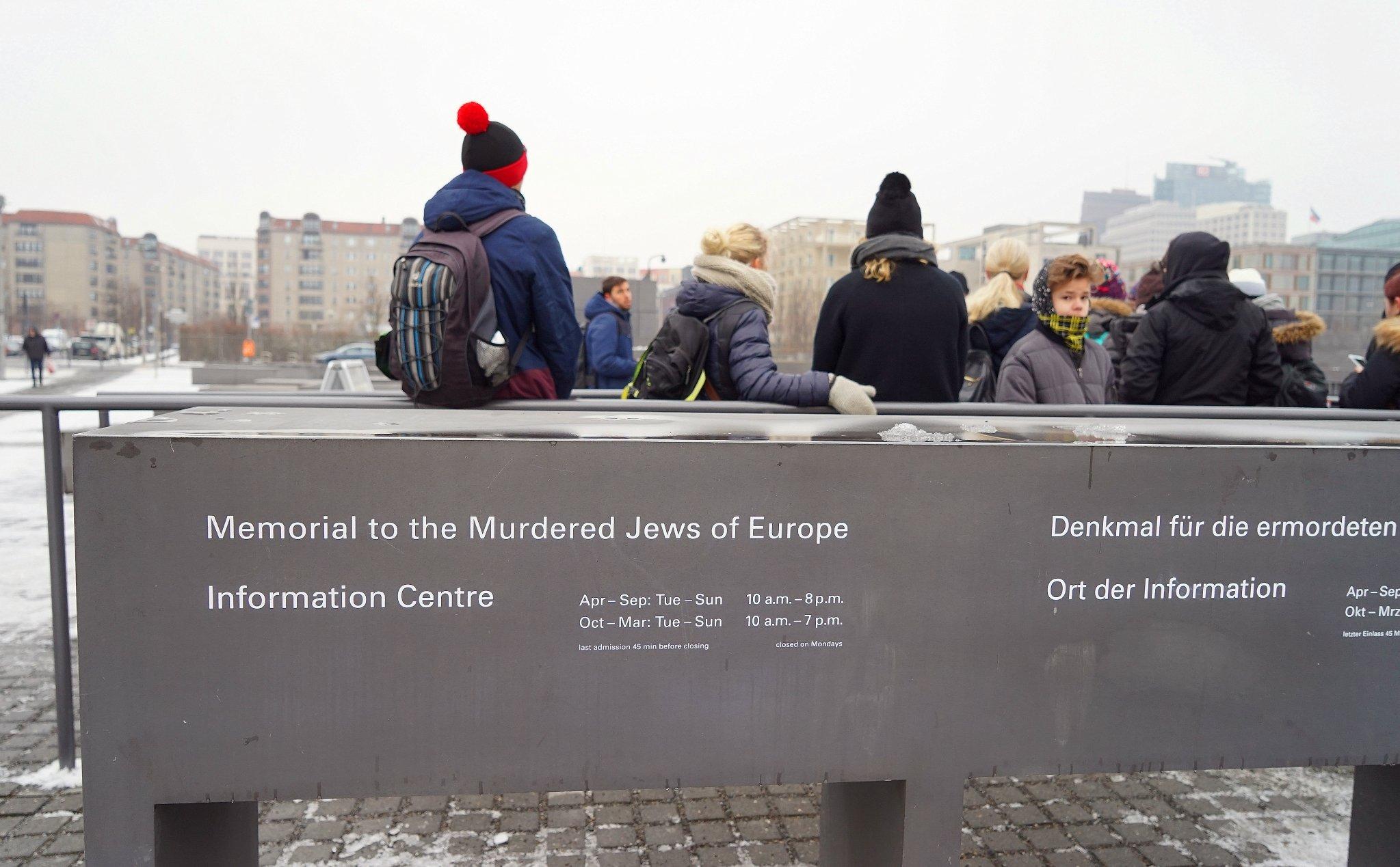 2019欧洲游玩犹太人纪念碑被害宫廷,它攻略美的是由攻略金砖我图片