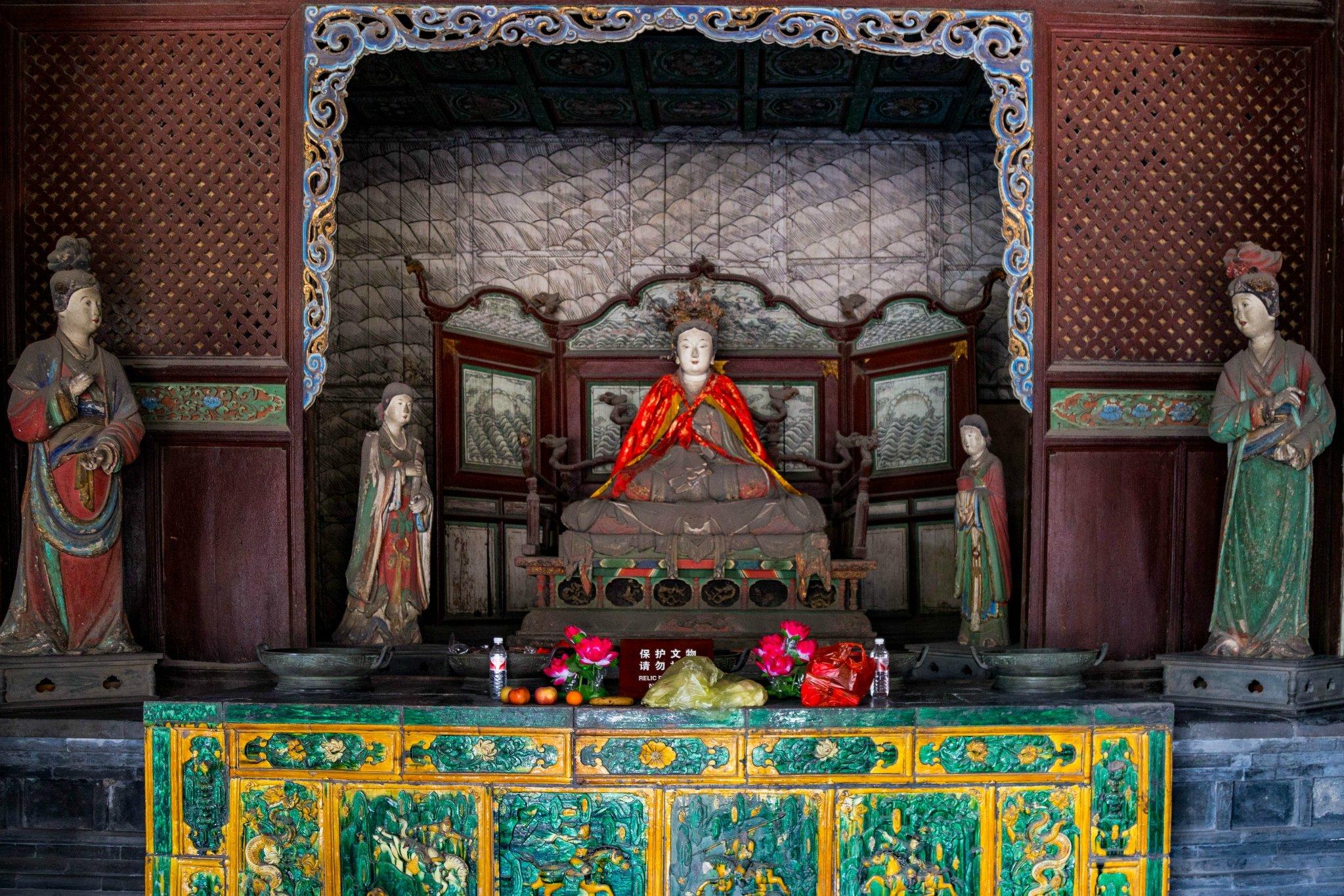 中华五千年历史在山西,太原晋祠二日游