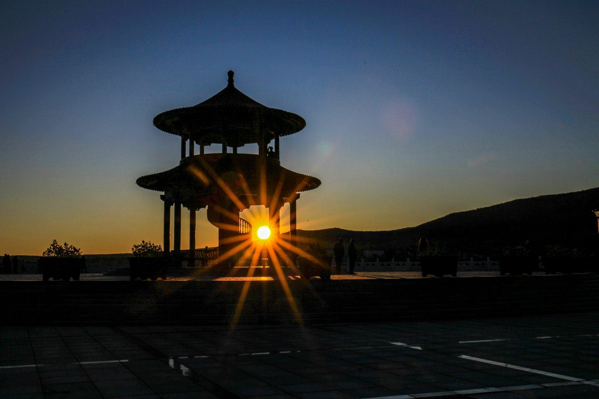 一路向北:金秋时节的华夏东极之旅