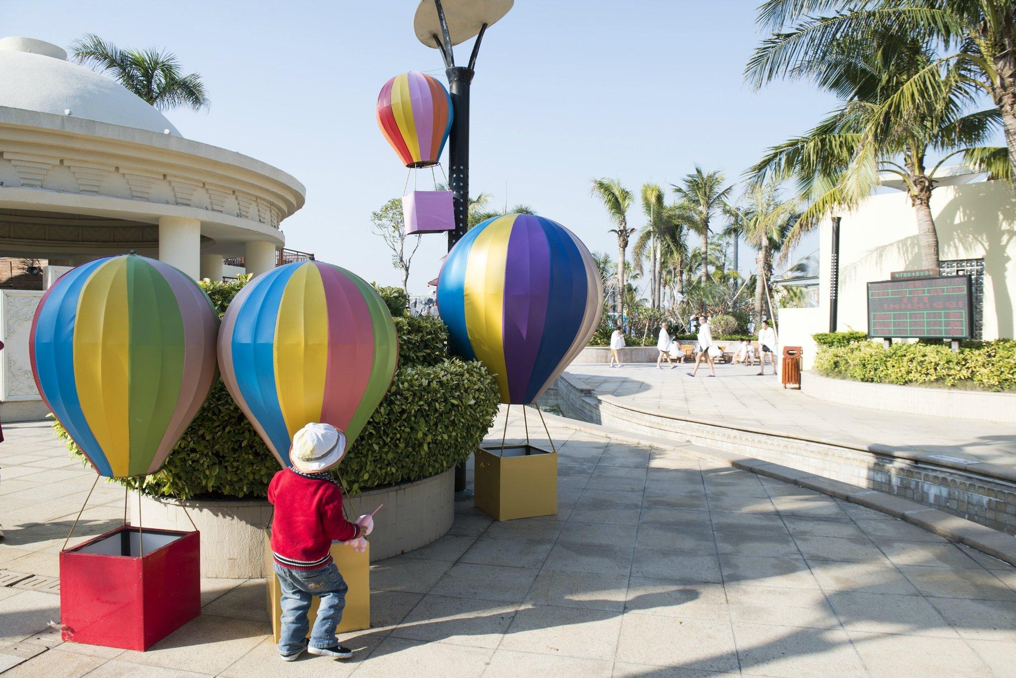 珠海海泉湾玩法度假区,v玩法温泉,自助游,自驾游葫芦娃游戏的攻略图片