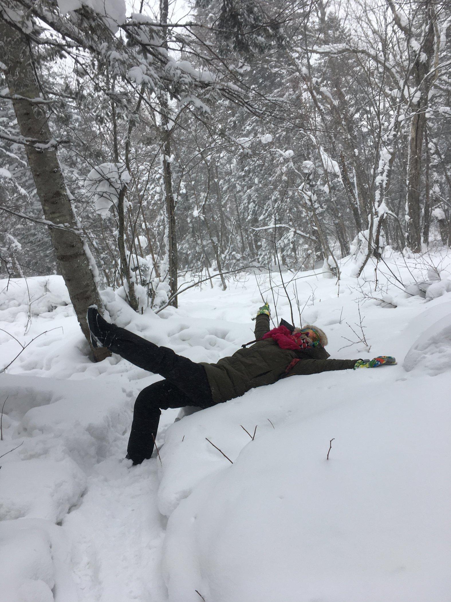 雪之初体验