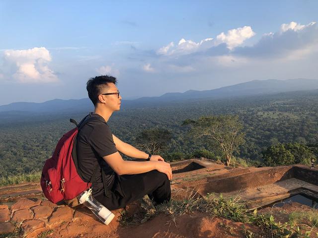 诗和远方 给力的风景值得坐下来慢慢欣赏.