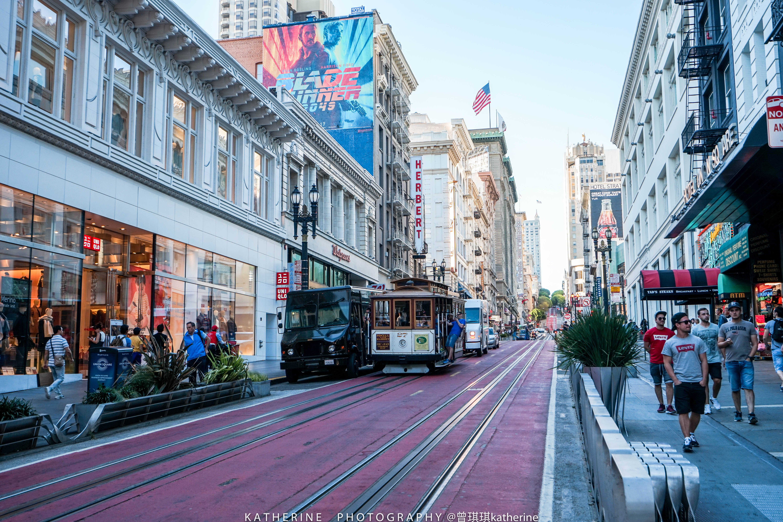 二度旧金山,独自暴走在记忆的山城里