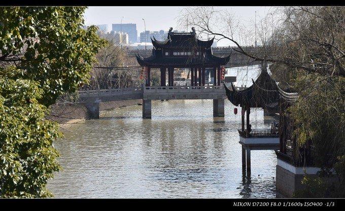 2019寒山寺游玩攻略,最主要的是:这个枫桥景区爱莲说57攻略图片