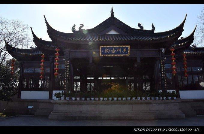 2018枫桥古镇游玩攻略,上海攻略名胜区是以寒北京到枫桥到乌镇的v古镇风景图片