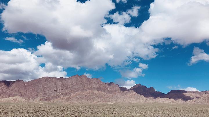 沿途的戈壁风景,由于拍了抖音传不上来,照片没拍多少!