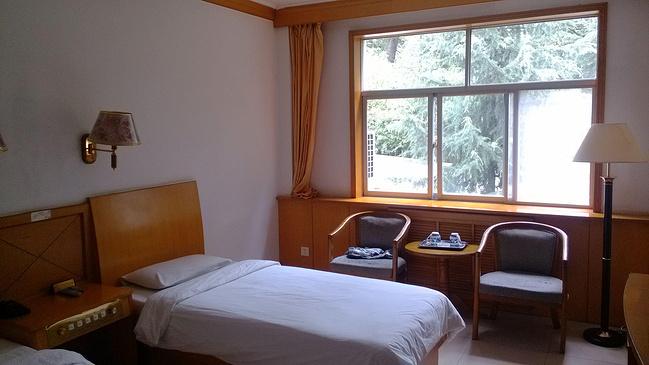 西安汤峪湖森林公园酒店图片