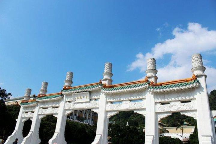 """""""另外比较震撼的是象牙提食栏(象牙雕._国立故宫博物院""""的评论图片"""