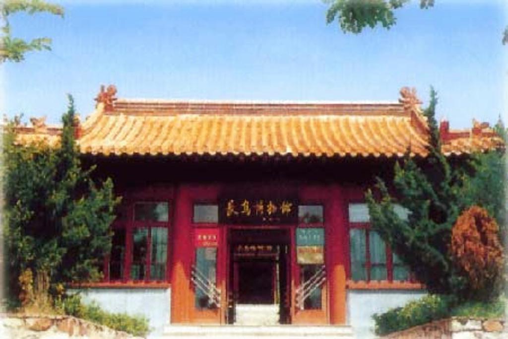 长岛县博物馆旅游景点图片
