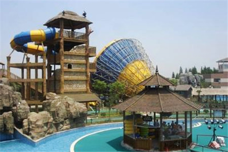 北方巴厘岛水上乐园