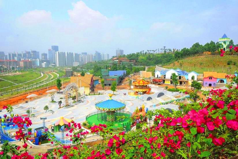南寧鳳嶺兒童公園
