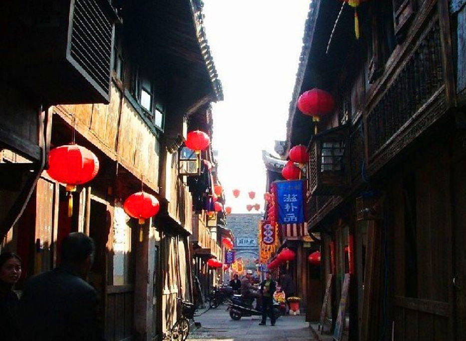 紫阳古街旅游景点图片图片