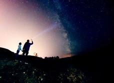 草原天路银河之旅