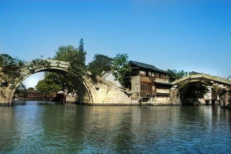 乌镇桥里桥